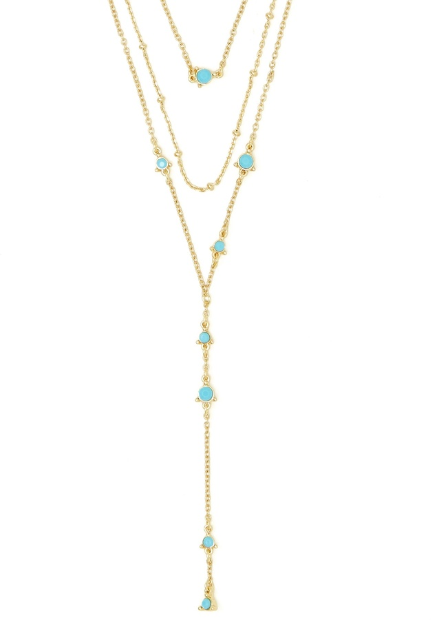 Harlow Layered Necklace Set 3