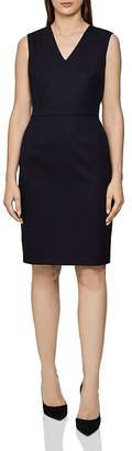 Reiss Hartley Sleeveless Sheath Dress