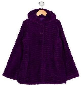 Patagonia Girls' Textured Swing Coat