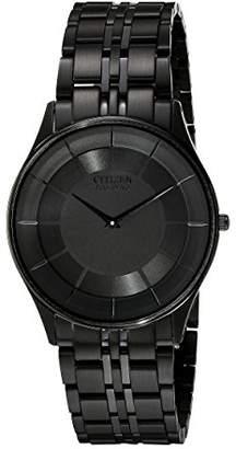 Citizen Men's AR3015-53E Eco-Drive Stiletto Dress Watch
