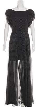 Milly Maxi Print Dress