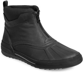 Clarks Collection By Bowman Top Waterproof Leather Boots