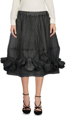 Comme des Garcons Knee length skirts