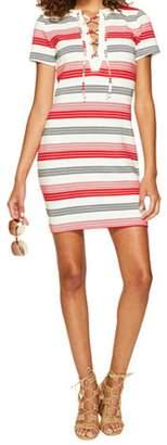BB Dakota Lijah Ribbed Dress