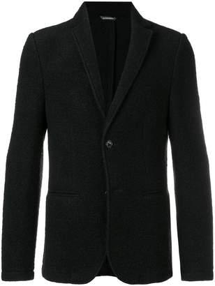 Daniele Alessandrini narrow lapel blazer
