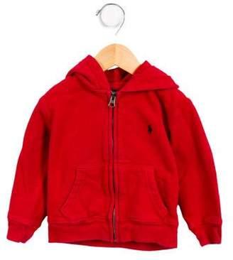 Polo Ralph Lauren Ralph Lauren Kids' Logo Zip-Up Hoodie