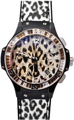 Hublot Big Bang Snow Leopard Women's Watch