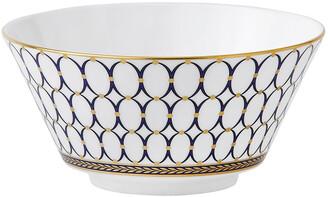 Wedgwood Renaissance Gold Cereal Bowl