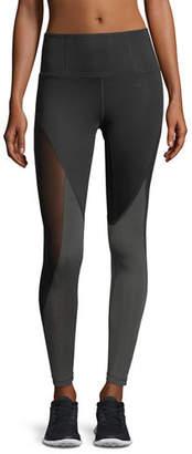 Aurum Serenity Colorblock Full-Length Leggings