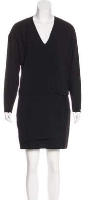 Belstaff Crepe Mini Dress