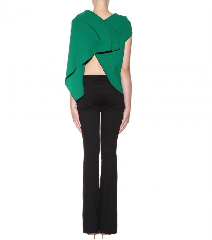 Victoria Beckham Denim Flare bootcut jeans