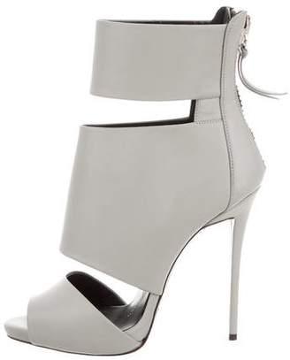Giuseppe Zanotti Cutout High-Heel Sandals