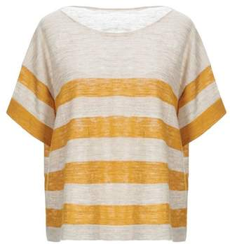 13505cc4cd Green And Yellow Striped Sweater - ShopStyle UK
