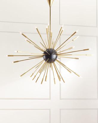 Regina-Andrew Design Regina Andrew Design Nebula 34-Light Chandelier