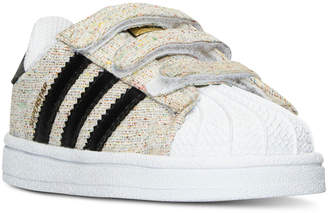 adidas Toddler Boys' Superstar Casual Sneakers from Finish Line $44.99 thestylecure.com