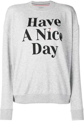 Tommy Jeans 'Have a nice day' sweatshirt