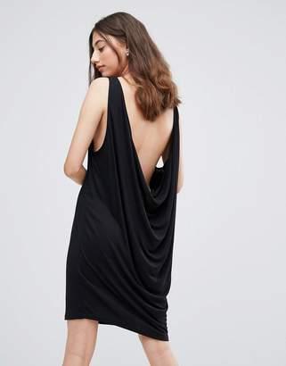Pieces Gilia Low Back Singlet Dress