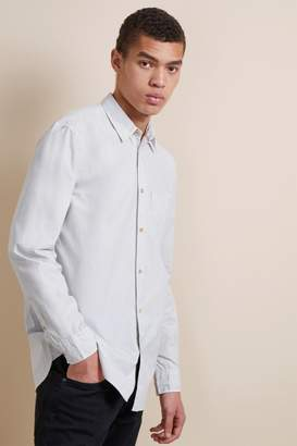 French Connenction Core Peach Cotton Shirt