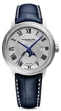 Raymond Weil Maestro Moon Phase Watch, 40mm