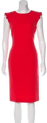 Emilio Pucci Wool Midi Dress