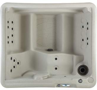 Lifesmart Spas LS350 5-Person 21-Jet Plug and Play Spa With Multi-Color LED Light
