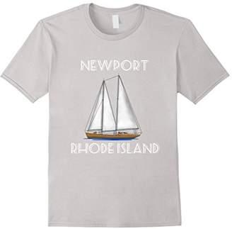 Newport Rhode Island Sailing Sailboat T-Shirt