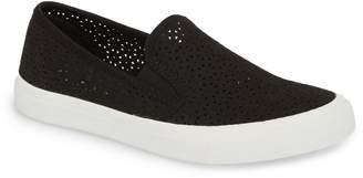 Sperry Seaside Nautical Perforated Slip-On Sneaker