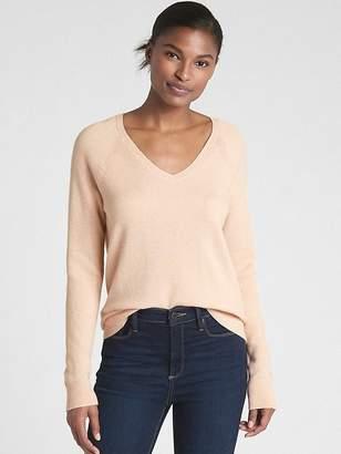 Gap True Soft V-Neck Pullover Sweater