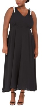 Betsey Johnson Plus Size Maxi Dress