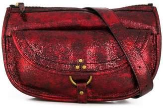 Jerome Dreyfuss metallic multi-pocket belt bag