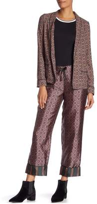 Scotch & Soda Print Pajama Style Pants