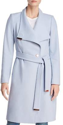 Ted Baker Sandra Long Wrap Coat - 100% Exclusive