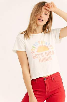 LnA Lets Hold Hands Tee