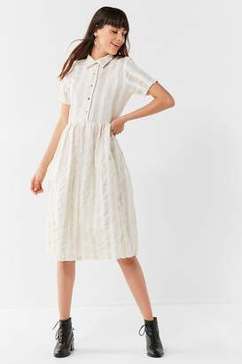 Urban Outfitters Nice Martin + Anderson Button-Down Dress