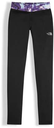 The North Face Pulse Stretch Leggings, Black, Size XXS-XL