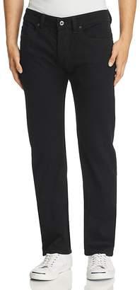 Diesel Safado Straight Fit Jeans in Black Denim $168 thestylecure.com