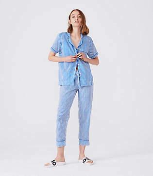 Lou & Grey SZ Blockprints Pajama Set