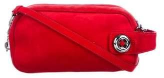 Prada Small Scamosciato Crossbody Bag