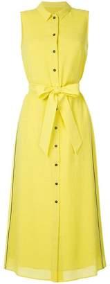 DAY Birger et Mikkelsen Cefinn button maxi sleeveless dress