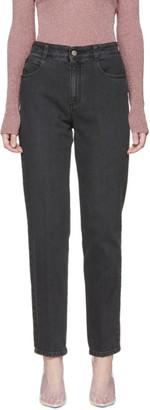 Stella McCartney Grey Loose Jeans