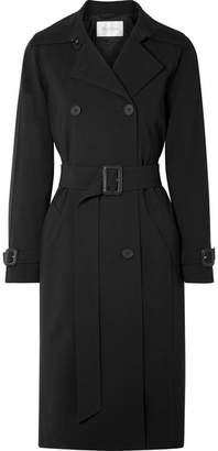 Max Mara Cady Trench Coat - Black