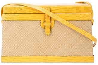 Hunting Season rectangular box crossbody bag