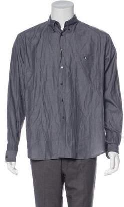 Dolce & Gabbana Striped Dress Shirt