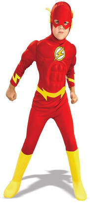 BuySeasons Dc Comics The Flash Muscle Chest Deluxe Boys Costume