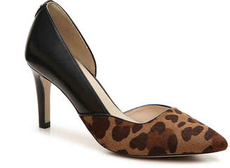 02d046ed4978 Cole Haan Rendon II Pump -Black Brown Leopard - Women s