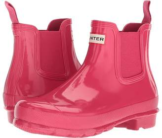 Hunter Chelsea Boots Gloss Women's Rain Boots