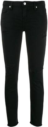 IRO Jarod distressed skinny jeans