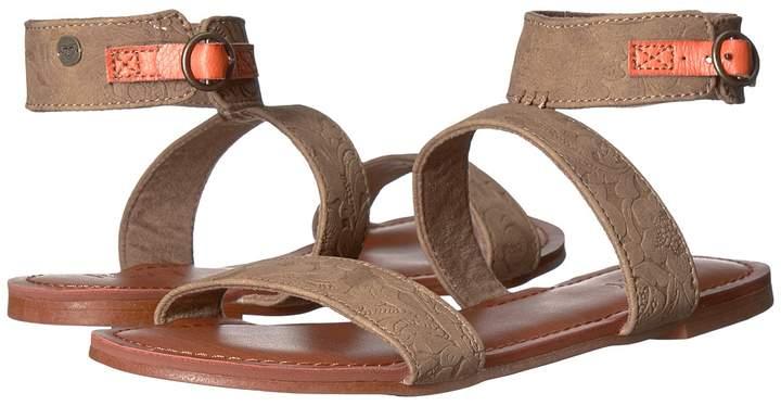 Roxy - Marron Women's Sandals