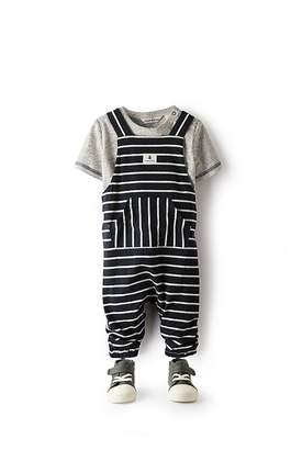 Country Road Stripe Jersey Overall