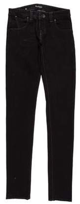 Emporio Armani Low-Rise Skinny Jeans Low-Rise Skinny Jeans